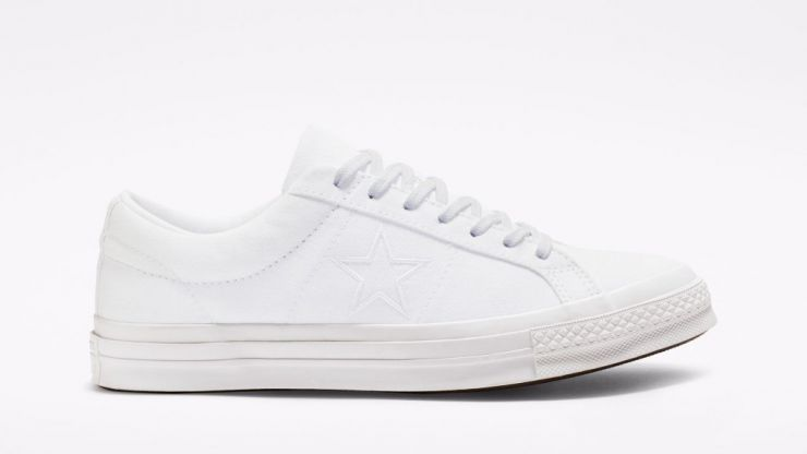 Converse have a wedding range and it is a bridal dream come true