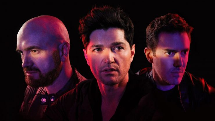 """We're cutting all the frills off"" Danny O'Donoghue tells Her what's coming next from The Script"