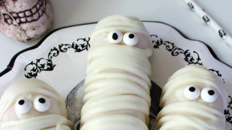 10 amazing (but scary) mummy cakes your Halloween needs