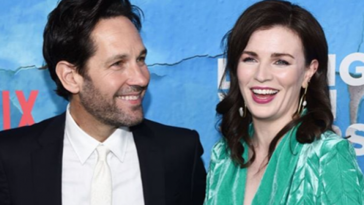 Aisling Bea had a very awkward sex scene with Paul Rudd while filming Living With Yourself