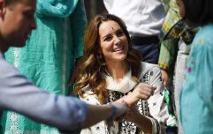 Kate Middleton posts first personal Instagram message after royal tour of Pakistan