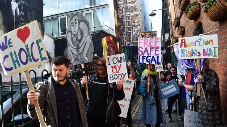 same sex marriage and abortion set to become legal in