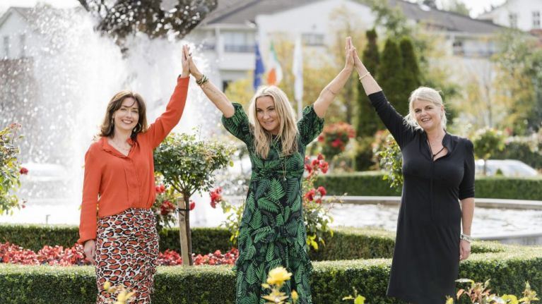 From health to wealth — the ideas shared at Ireland's first-ever menopause event are for ALL women