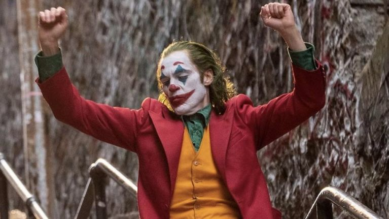 The steps where they filmed the Joker dancing is now an Instagram landmark for tourists