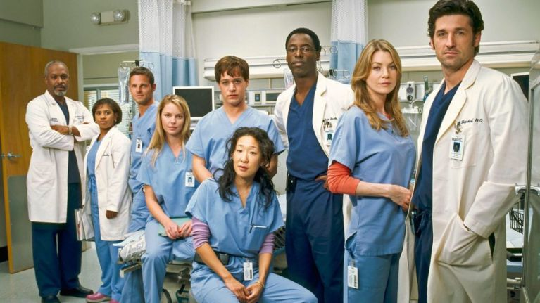 All seasons of Grey's Anatomy are now available on Virgin TV On Demand and that's our week sorted