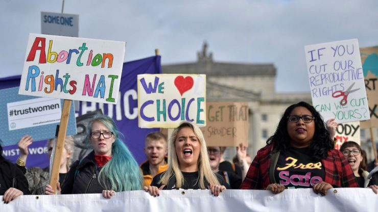 The North is Now: the reaction to abortion and same-sex marriage legalisation was something special