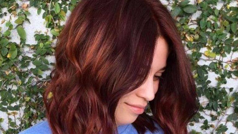 Cinnamon hair is the absolute dream colour for these crisp autumn months
