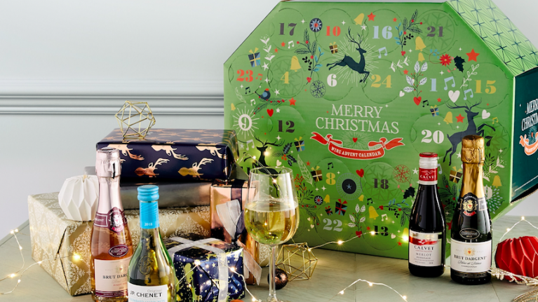 It Christmas.Aldi S Wine Advent Calendar Is Coming Back Next Month And