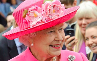 A newly published photo of Queen Elizabeth shows a side we've never seen before