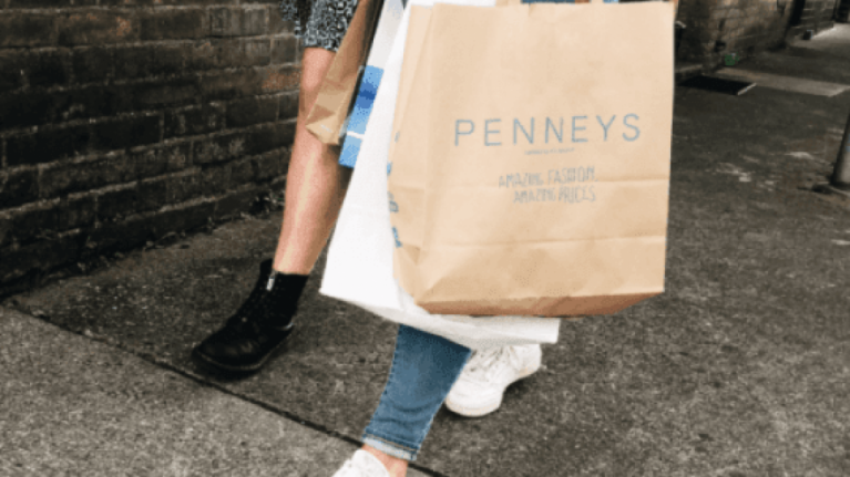 RUN to grab the Penneys coat that basically means you can wear a cosy duvet to work