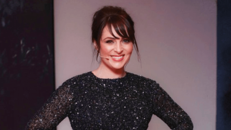 Grainne Seoige spills details about her wedding dress on the lead up to her big day