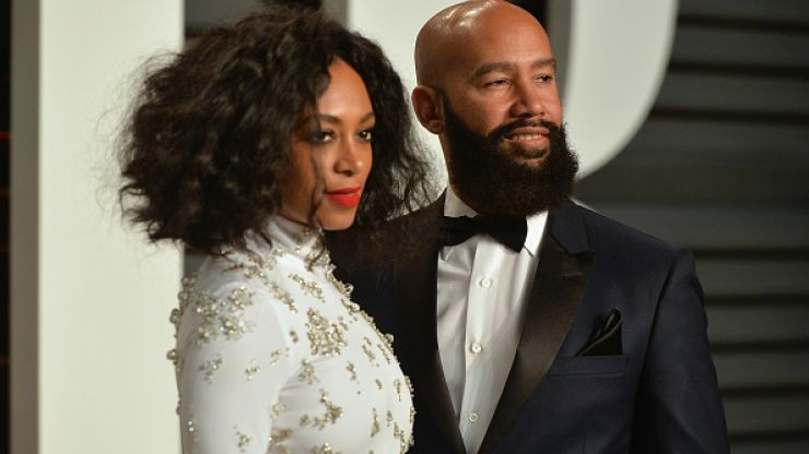Solange Knowles has split from her husband of five years, Alan Ferguson