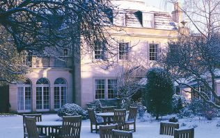 The insanely romantic country house hotel perfect for a winter weekend away