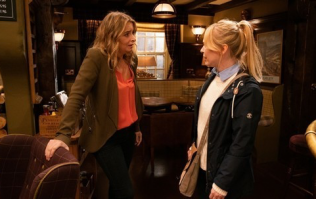Emmerdale confirms Vanessa Woodfield and Charity Dingle are going to split up