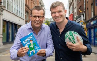 Paul Howard and Gordon D'Arcy on working together on Gordon's Game
