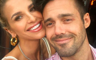 'Transformed his life' Vogue Williams applauds Spencer Matthews for reaching 18 months sobriety