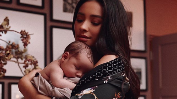 Shay Mitchell has revealed her daughter's name for the first time, and it's so unique