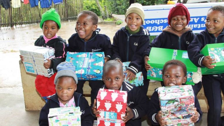 The deadline for the Team Hope Christmas shoebox appeal has been extended - so get packing quickly!