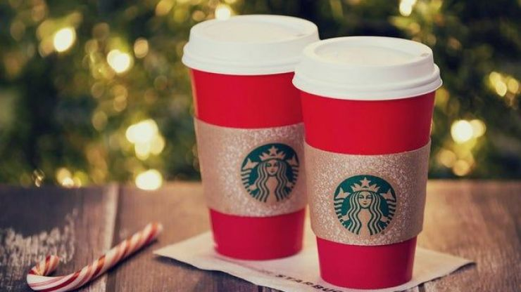 The limited edition Starbucks Christmas drinks are here, and they sound delicious