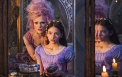 Better mark the calendars, The Nutcracker and The Four Realms will be on TV next week