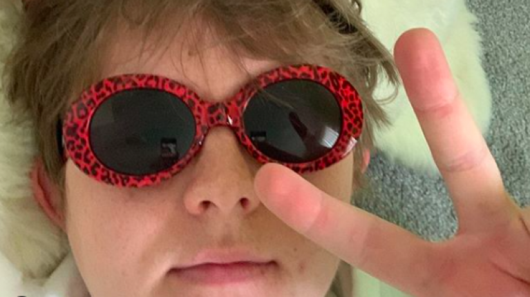 Lewis Capaldi's ex girlfriend, Paige Turley was the inspiration behind his number one track