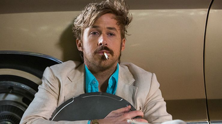 Staying in? The Nice Guys starring Ryan Gosling is on RTÉ2 tonight