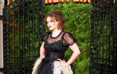 Helena Bonham Carter looked like an absolute queen at the premiere of season three of The Crown