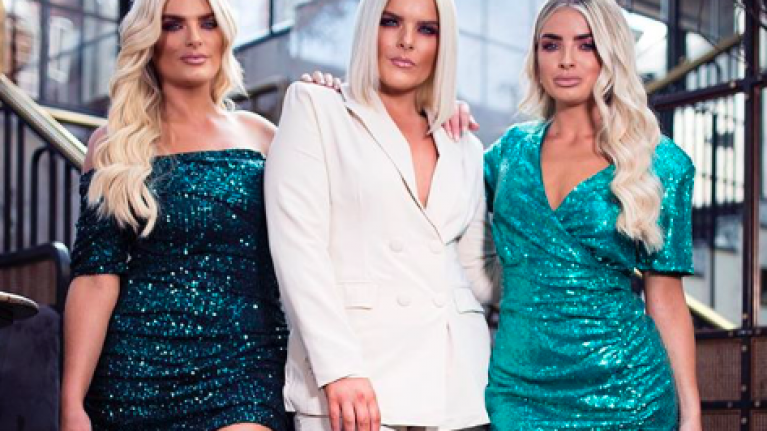 'We're live' - the Kehoe sisters unveil new party collaboration with Dresses.ie
