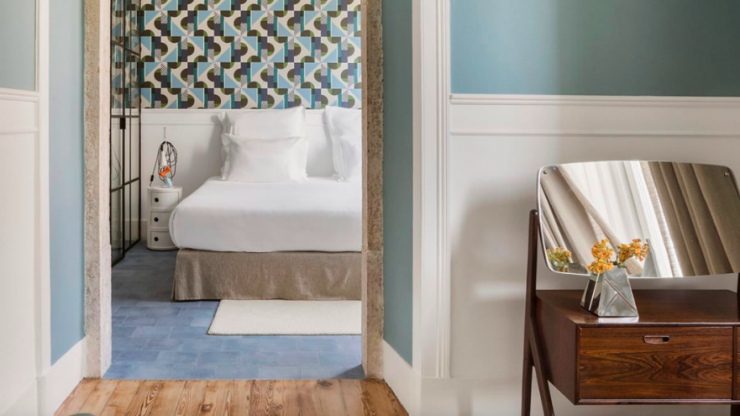 'Best hotel in 2019' – check out the gorgeous Lisbon hotel that just scooped the award