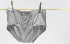 Study reveals almost 50 per cent of people don't change their underwear every day