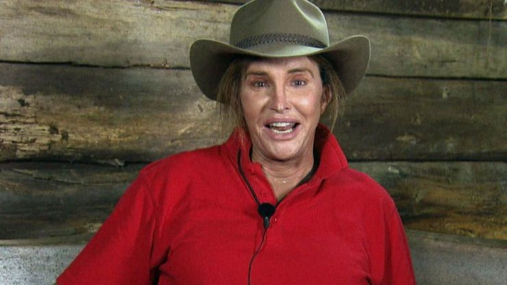 Did you spot Caitlyn Jenner name dropping the Kardashians in last night's I'm A Celeb