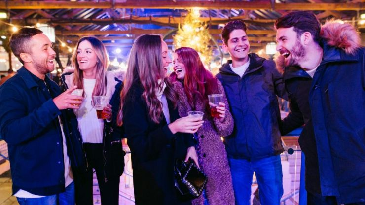 Taste of Dublin festive edition is coming and we have some tickets to WIN