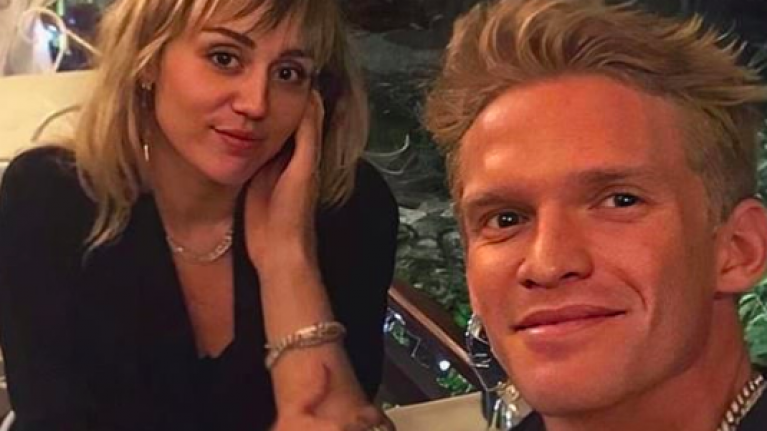 Miley Cyrus takes break from Cody Simpson to 'focus on herself'