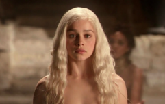 Emilia Clarke says she was told she'd 'disappoint' GOT fans if she didn't do nude scenes