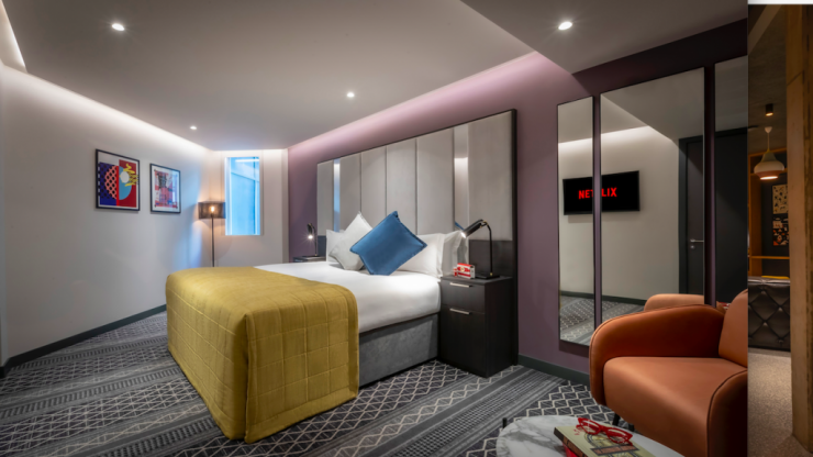 Win a stay for 2 at the gorgeous Marlin Hotel Dublin with breakfast and dinner included