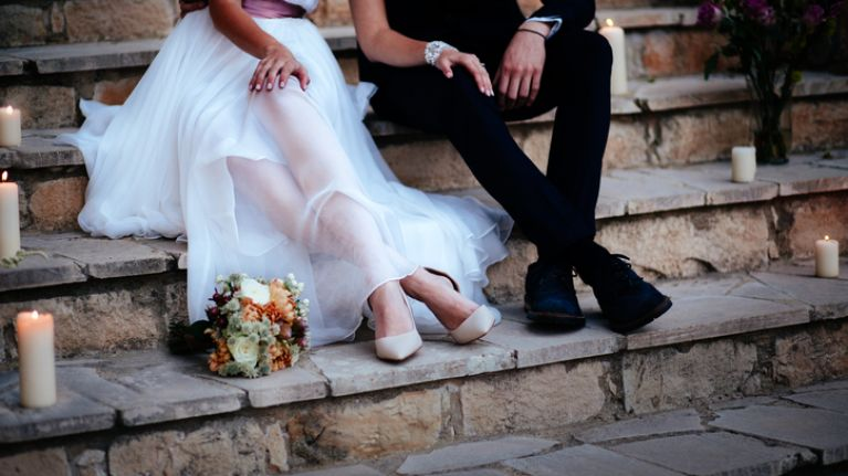 Bride wants to stop fiancé's three-year-old daughter from attending their wedding