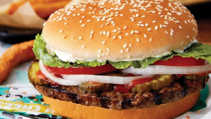 Deliveroo and Burger King introduce The Rebel Patty - the delish vegetarian Whopper alternative