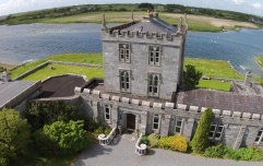 Dreamy: You can rent out an entire castle in Galway for €70 per night