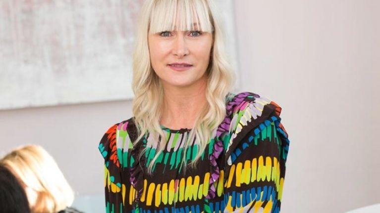 Irish designer Helen Steele explains how Jessie J became a major fan of her clothing