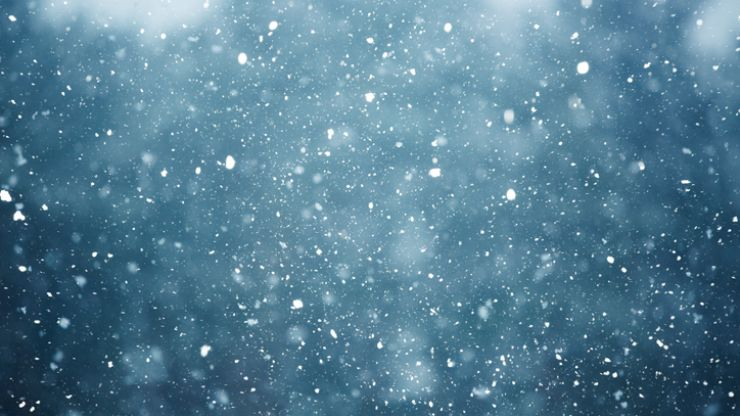 Met Éireann predict that we're going to see snow in parts of the country later today