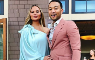 John Legend has been named Sexiest Man Alive and Chrissy's tweets are GOLDEN