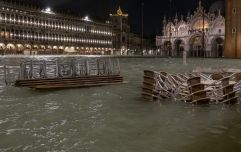 Venice hit by worst flooding and highest tide in over 50 years