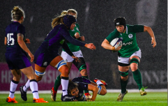 """I finally got my chance to play for Ireland - then I went into contact and my leg just broke"" Rugby star Ciara Griffin shares what it took  to achieve her dreams"