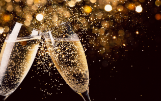 Ring in the new year with a party and dinner for two at Dublin's 1900 Bar and Restaurant