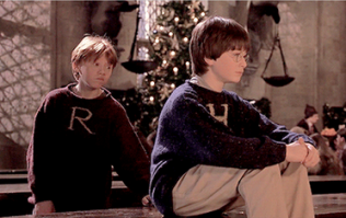 Penneys are selling Harry Potter and Ron Weasley's magical Christmas jumpers