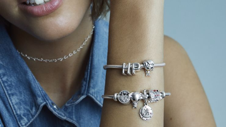 Pandora is releasing a Harry Potter collection and yeah, we need it all