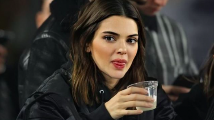 WATCH: Kendall Jenner got booed at an NFL game and yeah, ouch