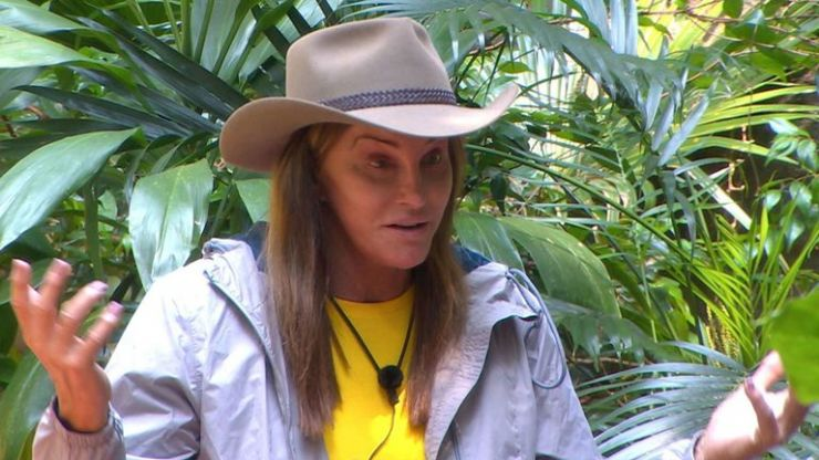 I'm A Celeb fans are NOT happy with Caitlyn Jenner for the way she spoke about Khloe Kardashian