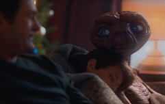 Sky's Christmas advert has people in tears as it stars E.T and Elliot 37 years on