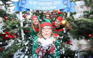 DublinTown and Visa launch a Christmas campaign, helping three superb Irish charities, with just a tap